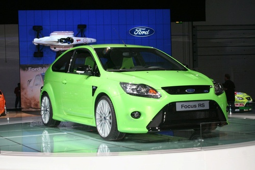 Noul Ford Focus in Premiera