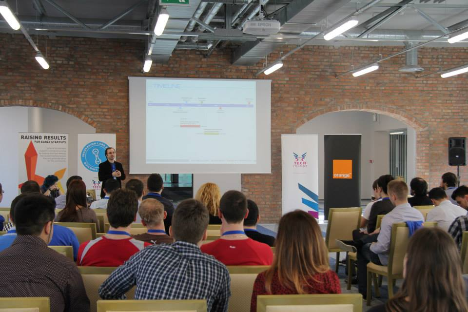Innovation Labs Hackathon Cluj 2014